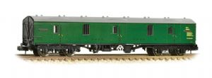 Graham Farish 374-131A BR Mark 1 'GUV' Parcels Van, Southern Green